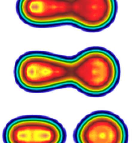 Novel model illustrates the finer details of nuclear fission