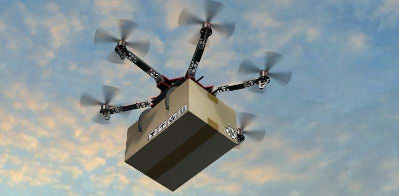 Obstacle avoidance—the challenge for drone package delivery