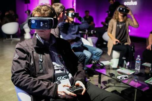 Oculus, bought by Facebook in 2014 for $2 billion, is competing with companies such as Google, Samsung and Sony in creating virt