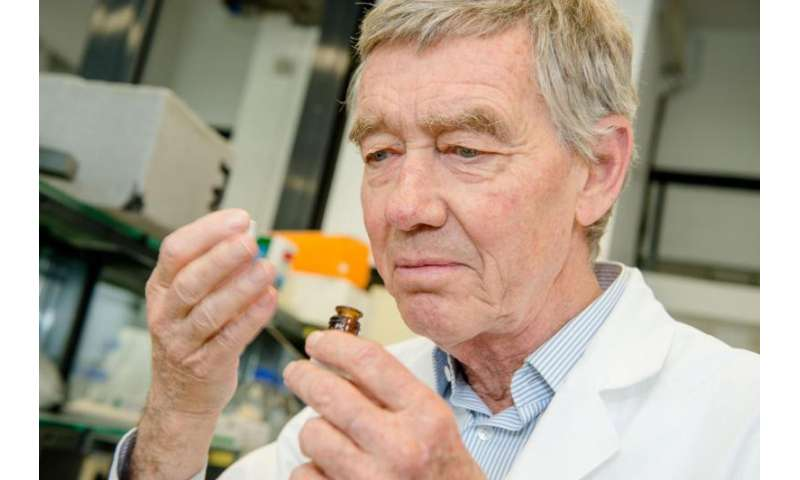 Olfactory receptor discovered in pigment cells of the skin