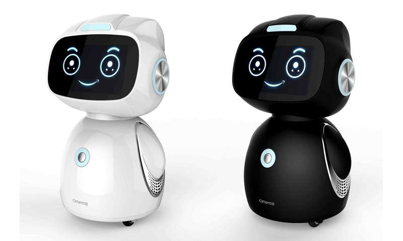 Omate looking to market Yumi, an Android powered robot that features Amazon's Alexa voice assistant