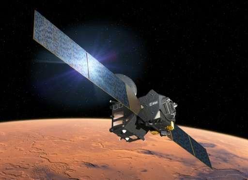 On October 19, 2016, Europe's Mars lander Schiaparelli crashed