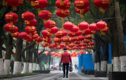 On Sunday, the eve of the Year of the Monkey, a staggering eight billion hong bao were exchanged, eight times the number gifted