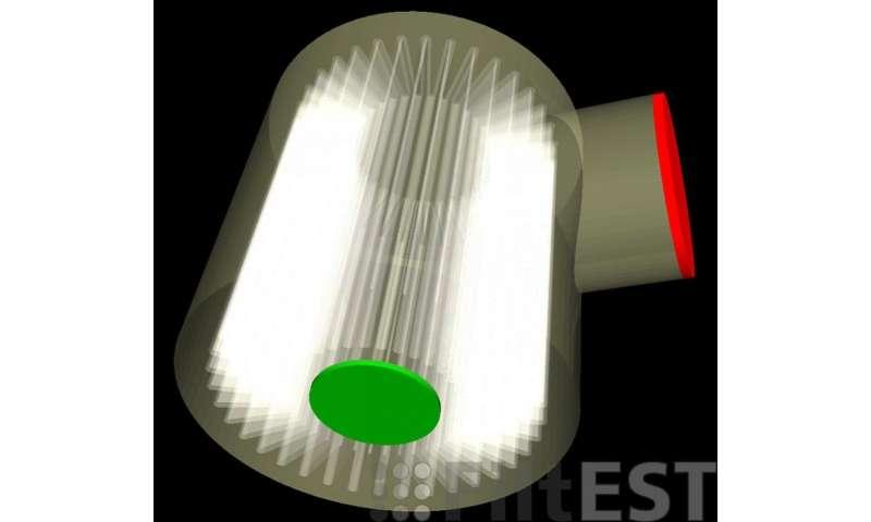 Optimizing fuel filters via simulations
