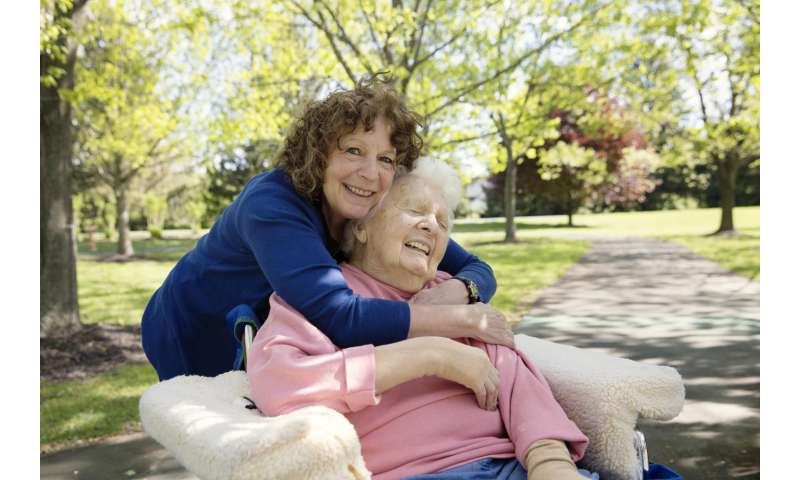 Personal experience adds new dimension to elder care researcher's work