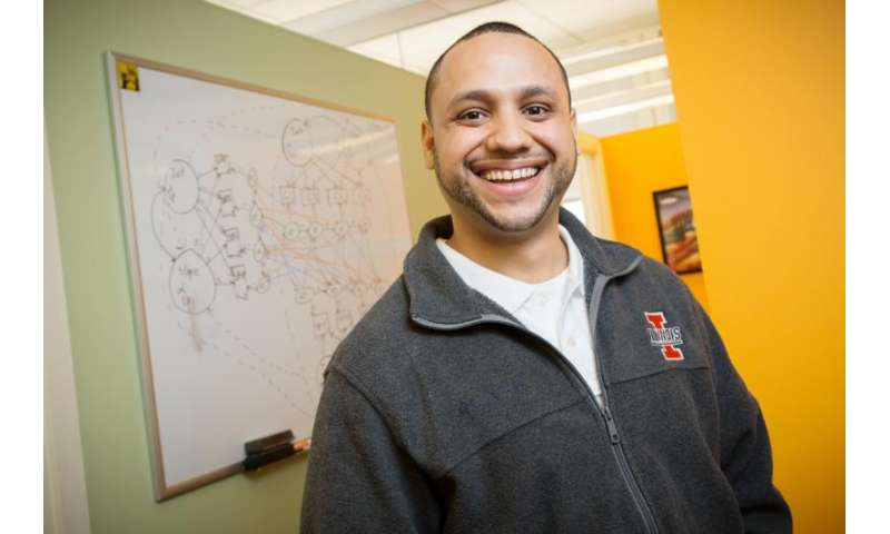 Personal history with street gangs sparks U. of I. graduate student's research