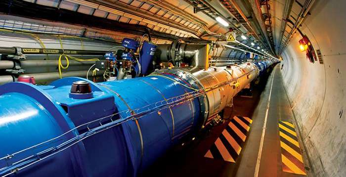 Physicist offers leading theory about mysterious Large Hadron Collider excess