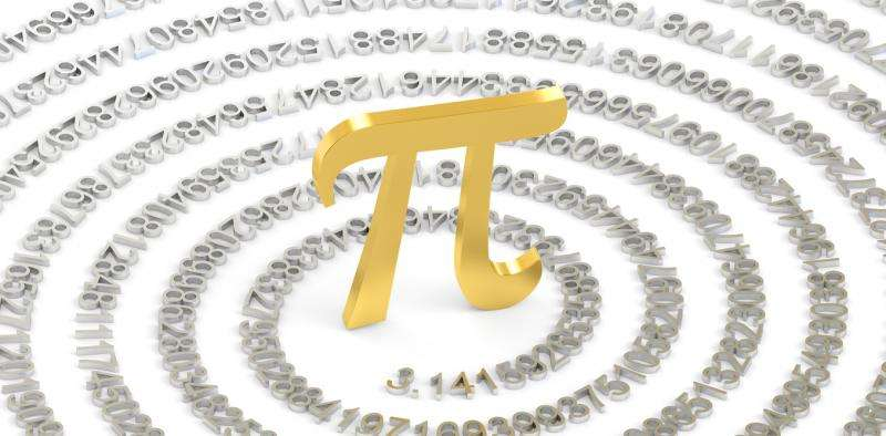 Pi might look random but it's full of hidden patterns