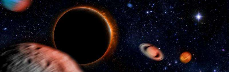 Planet Nine could spell doom for solar system