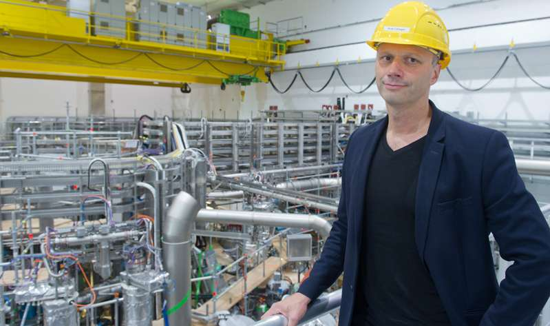 Plasma physicist discusses the Wendelstein 7-X stellarator