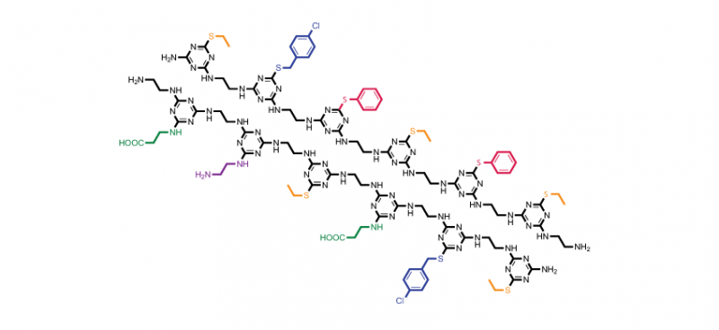 Plastic proteins: Synthetic material mimics essential characteristics of natural proteins