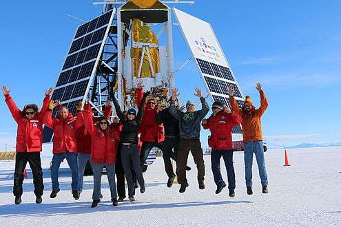Polar balloon STO2 to go the edge of space with Dutch instruments