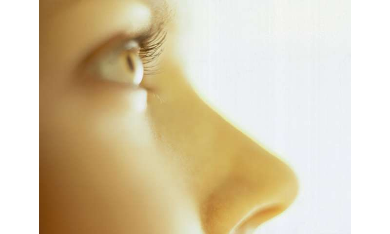 Post-rhinoplasty taping beneficial for skin envelope