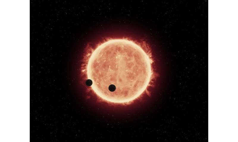 Preferentially Earth-sized planets with abundant water