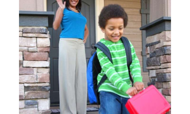 Pre-K program helps low-income kids succeed in school