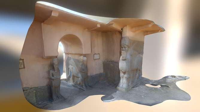 Preservationists race to capture cultural monuments with 3D images