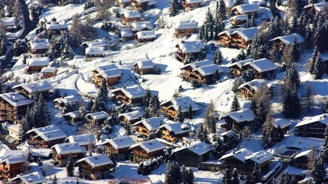 Preserve the Alps by giving up the chalets
