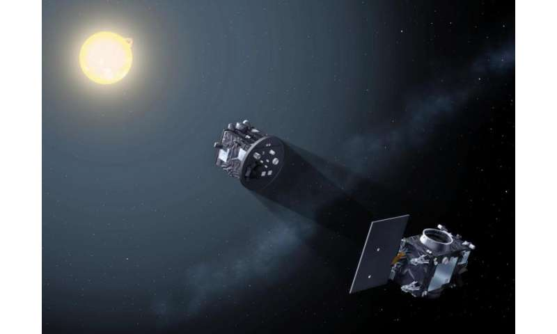 Proba-3—set the controls for the verge of the sun