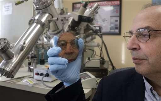 Professor designs explosives detector to rival a dog's nose