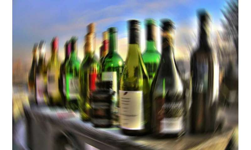 Profiting from the harm caused by alcohol