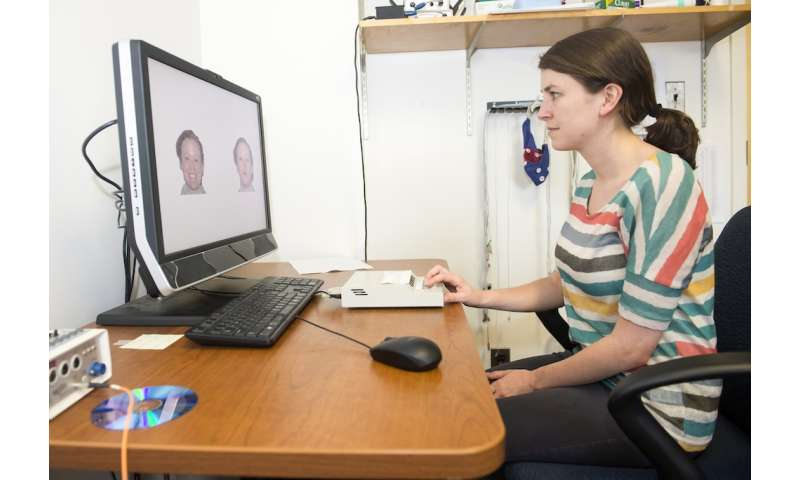Pupil response to negative facial expressions predicts risk for depression relapse