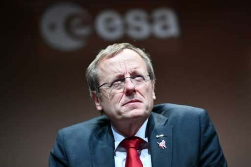 """I propose to go on with the ExoMars 2020 mission, but we need money for that,"" ESA Director General Jan Woerner tells"