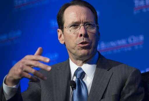 Randall Stephenson, Chairman and CEO of AT&T says the merger with TimeWarner will offer better choices to both consumers and