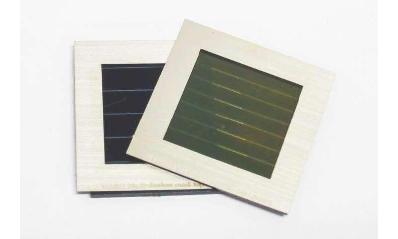 Record for perovskite/CIGS tandem solar module