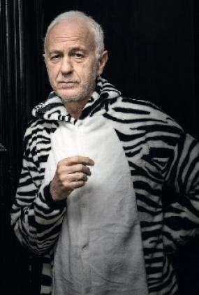 Researcher publishes book on adaptive origin of zebra stripes