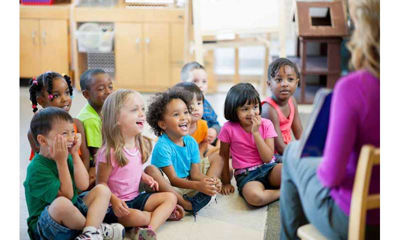 Research unlocks clues to language-based learning in children