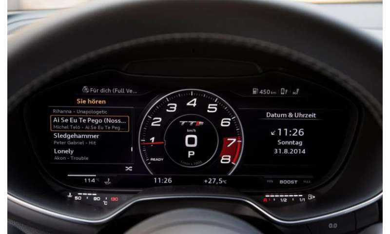 Review: Audi TT's Virtual Cockpit is the future of dashboards