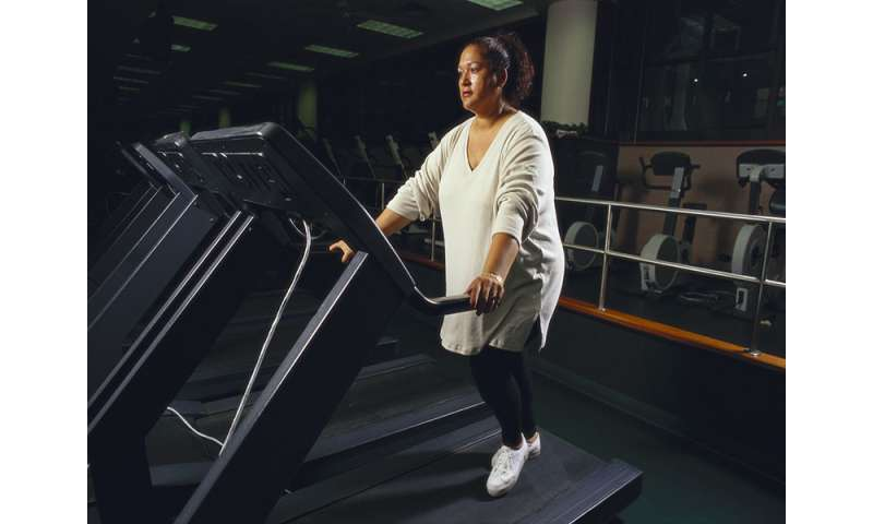 Review IDs determinants of physical activity in women