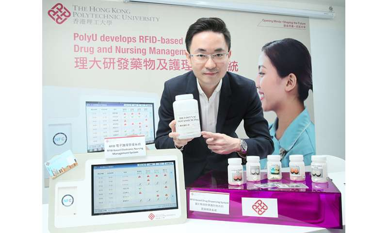 RFID-based drug management and electronic nursing service management systems