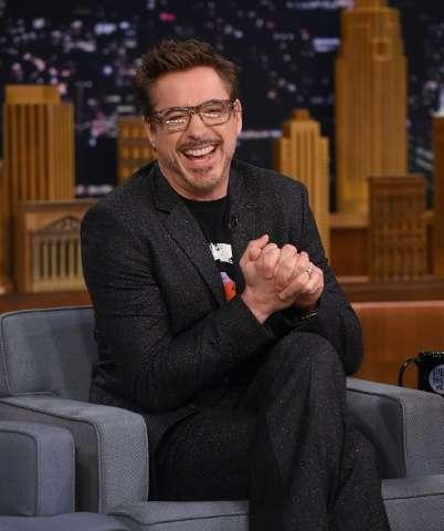 "Robert Downey Jr. and Jon Favreau, director of ""Iron Man"" modeled the main character in the movie—""genius billion"