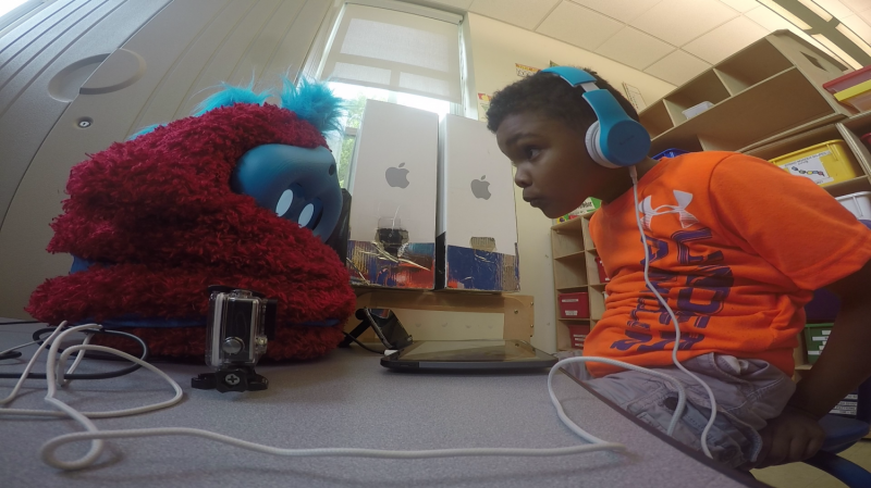 Robot learning companion offers custom-tailored tutoring