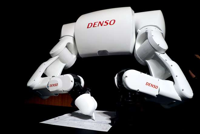 Robot program does not do well enough on school entry exam