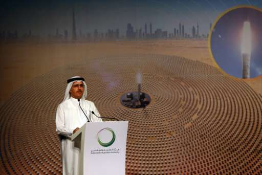 Dubai To Build 1 000 Megawatt Solar Power Plant