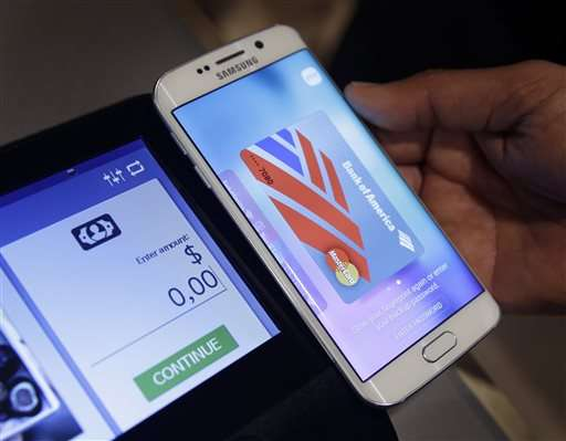 Samsung mobile-pay service will expand, starting with China