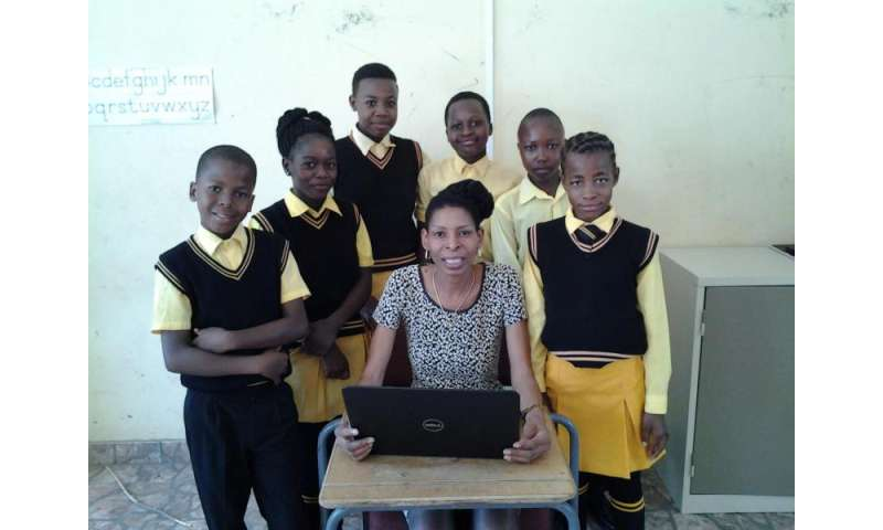 Satcoms providing internet connectivity in South African rural schools