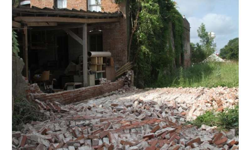 Satellites help link Texas earthquakes to wastewater injection, scientist says