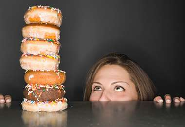 Say it isn't so! indulging while pregnant linked to excess weight gain