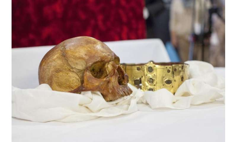 Science sheds new light on the life and death of medieval king Erik