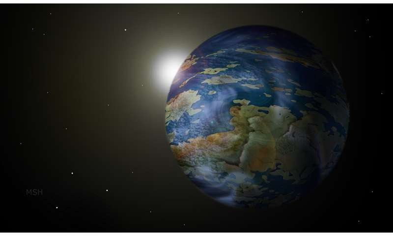 Searching a sea of 'noise' to find exoplanets -- using only data as a guide