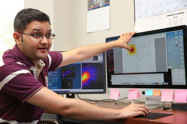 Second strongest shock wave found in merging galaxy clusters