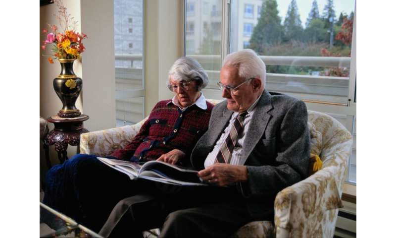Self-management group rehab benefits persons with dementia