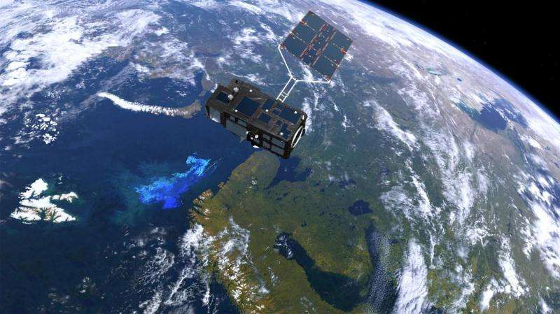 Sentinel-3 and the ocean carbon conundrum