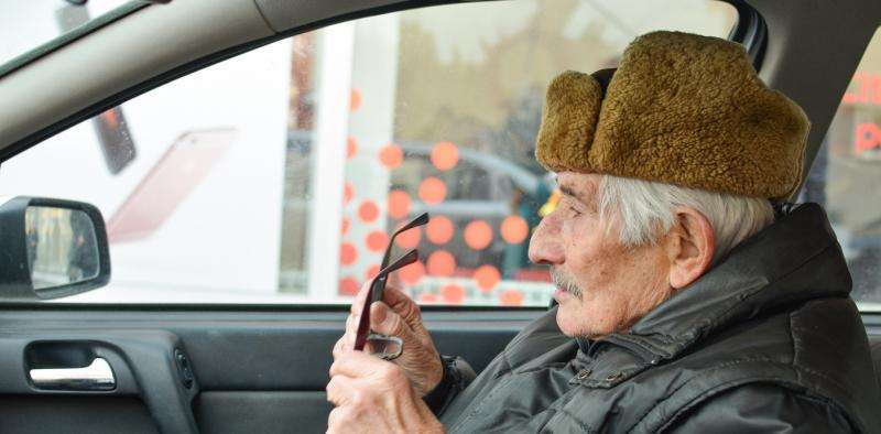 Should older people and those with dementia have their licences revoked?