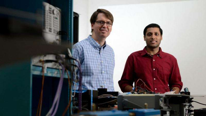 Simulation highlights potential for low-cost security imaging device