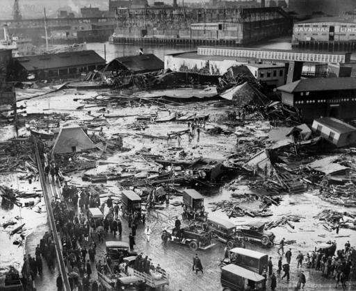Slow as molasses? Sweet but deadly 1919 disaster explained