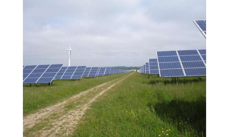 Solar panels study reveals impact on the Earth